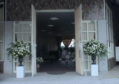 告別式會場禮堂-入門口