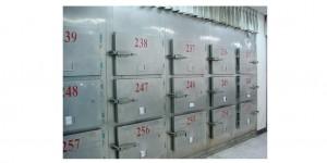 殯儀館大通鋪型冰櫃